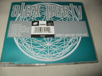 ALEX PARTY - DON'T GIVE ME YOUR LIFE - 7 MIX DANCE CD SINGLE
