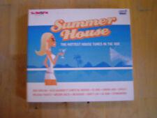 album 2 cd summer house the hottest house tunes in the