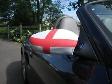 World Cup England Car Wing Mirror Flag Covers St George Cross English Football