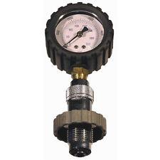 DIN Scuba Dive Diving Cylinder Tank High Pressure Checker Gauge 5000 PSI 350 BAR