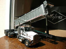 "SWORD 1/50 CAMION PETERBILT 357 SEMI BENNE EAST ""RICK KUNTZ TRUCKING""!!!!!!!!"