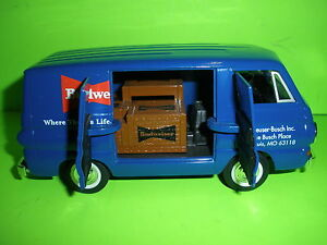 1964 DODGE A100 VAN Diecast 1:25 BUDWEISER KING OF BEER Liberty Classics NEW F