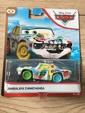 VOITURES DISNEY PIXAR CARS Jambalaya Thunder hollow 2020 blue desert