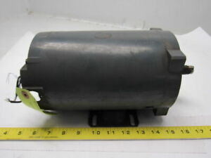 Reliance Electric 712282-CZ 1HP Electric Motor 3PH 230/460V 3450RPM R48 Frame