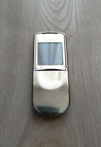Nokia Sirocco 8800 - Gold (Unlocked) Cellular Phone