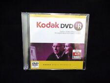 63 x  Kodak DVD-R  16x 4.7 GB 120MIN Data + Video Recordable Enregistrable
