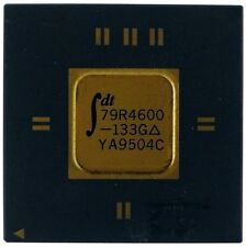Vintage CPU Orion IDT 79RV4600-133G goldcap [6969]