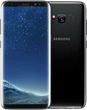 "Neues AngebotSamsung Galaxy s8 sm-g950f - 64gb-Midnight Black (Entsperrt) 5.8"" Smartphone"