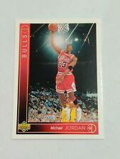 1993 - 1994 Upper Deck Michael Jordan Chicago Bulls #23 Basketball Card Mnt