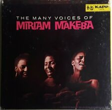 Miriam Makeba - The Many Voices Of - Reel to Reel Tape @ 7 1/2 ips