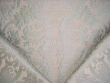 1+Y Ralph Lauren LCF66118F Hazelwood Damask Fog Luxury Floral Upholstery Fabric