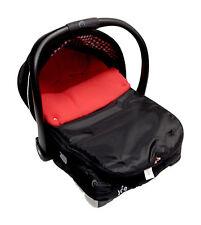asiento de coche saco de paseo / Saco de paseo compatible con Joie ROJO