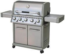 "Gasgrill ""Bellevue"" von El Fuego® Grill BBQ Grillwagen Gasgrillwagen Barbecue"