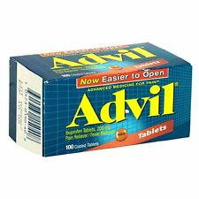 Advil Ibuprofen 200 mg Tablets 100 Count