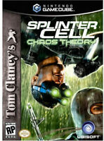 Splinter Cell Chaos Theory Nintendo Gamecube Complete