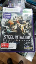 Steel Battalion Heavy Armour Xbox 360