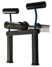PULL FORCE Olympic T-Barbell Row Fat handles plus stand