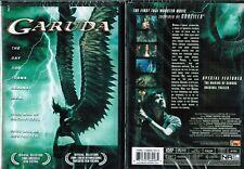 Garuda New DVD From Tokyo Shock Asian Cinema Horror Sornram Theppitak Sara Legge