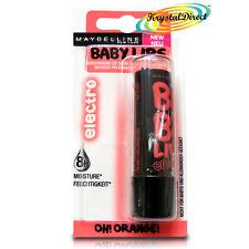 Maybelline Baby Lips Stick ELECTRO OH! ORANGE Lip Balm