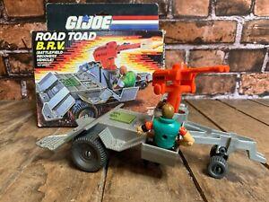 GI Joe 1987 Road Toad B.R.V Tow Hook Vintage Vehicle Part Hasbro