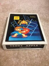 Teddy Apple 🍎 Home Vision VCS 83137 Atari 2600  Tested Working Rare‼️✔️♨️