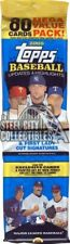 Topps 2008 Topps Updates & Highlights Baseball 80 Cards Mega Rack Pack