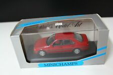 MB Mercedes C180 Esprit imperial red 1:43 Minichamps PMA