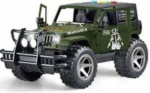 Mahindrra Jeep Toy Car Model Kids Jumbo Big Size For 3+ Years Old Boys & Girls