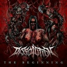 Dissolution-CD-The Beginning
