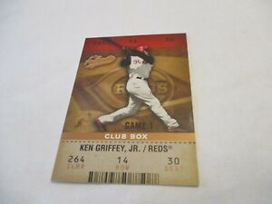 Ken Griffey Jr. 2003 Fleer Authentic Club Box 060/100-EXCELL CONDITION-RARE HOF