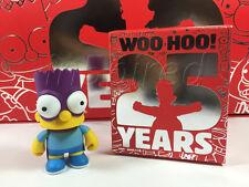 "Kidrobot x Simpsons 25th Anniversary - Bartman - 2/20 - 3"" Figure - New!"