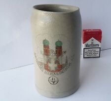 Krug / Boccale Birra,Ceramica,Bavarese Leichtmetallwerk,Munich,Del 1900 AL712