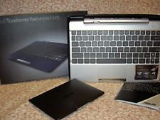 ASUS Transformer Book TF300T Champagne Keyboard Docking Station Gently Used