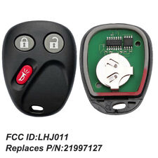 2 For 2003 2004 2005 2006 Chevrolet Suburban Avalanche 1500 2500 Remote Key fob
