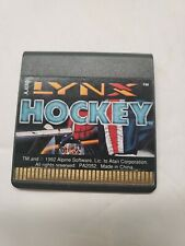 Hockey - Atari Lynx - Game only