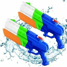 Large 40CM Water Gun Long Range LARGE Super Soakers Blaster Pool Toy Kids UK