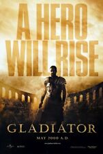Gladiator Movie Poster 11x17 Mini Poster (28cm x43cm)