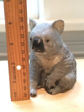Realistic Porcelain Australian Koala Bear Figurine