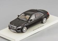 Mercedes S65 AMG W222 black 1:43 Spark