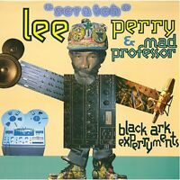 Lee Scratch Perry & Mad Professor - Black Ark Experryments (2009)  CD  NEW