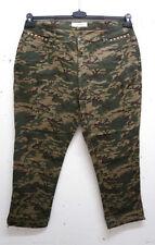 Sheego Damen-Jeans mit mittlerer Bundhöhe und Übergröße