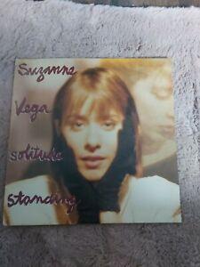 Suzanne Vega - Solitude Standing LP Original inner Sleeve SUZLP2 082839513616