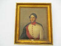 1830'S OIL PAINTING PORTRAIT OLD MASTER MILITARY POLITICAL ESTATE HEIRLOOM RARE