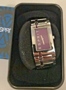 ESPRIT Armbanduhr Silber Damen