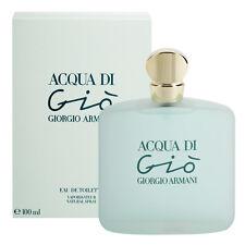 Giorgio Armani Acqua Di Gio Eau de Toilette 100ml Spray 100% Genuine