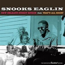 Snooks Eaglin - New Orleans Street Singer/That's All Right [New CD] Spain - Impo