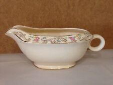 Paden City Pottery Gravy Boat Duchess Pattern