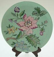 Royal Doulton hand painted design floral plate - CLTMS29