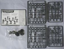 Warhammer 40k Astra Militarum Cadian Shock Troopers (10 models) Imperial Guard