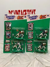 Starting Lineup Singletary Mike Quick One on One 1989 Taylor Herschel Walker Lot